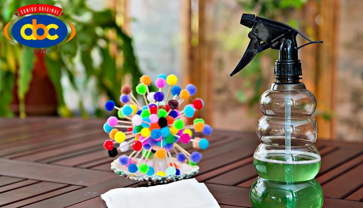 ¿Cómo desinfectar y limpiar el hogar, en caso de tener algún familiar o estar contagiado de COVID-19?