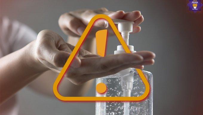 Geles antibacteriales adulterados pueden ocasionar daños a la salud: UNAM