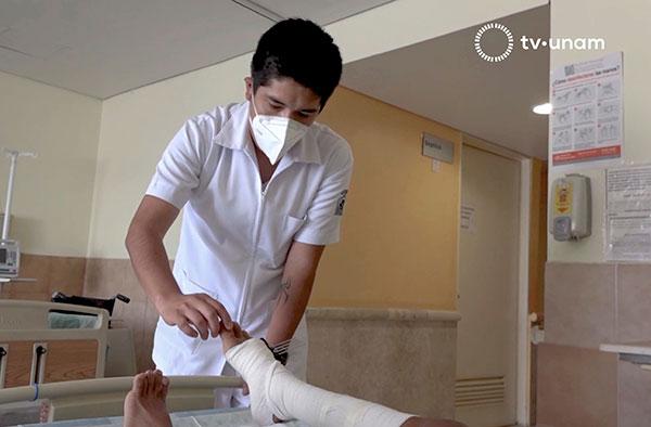 Crea la UNAM especialización en enfermería ortopédica