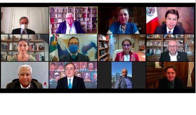 SRE inaugura el Instituto Digital César Chávez para el Español en Norteamérica