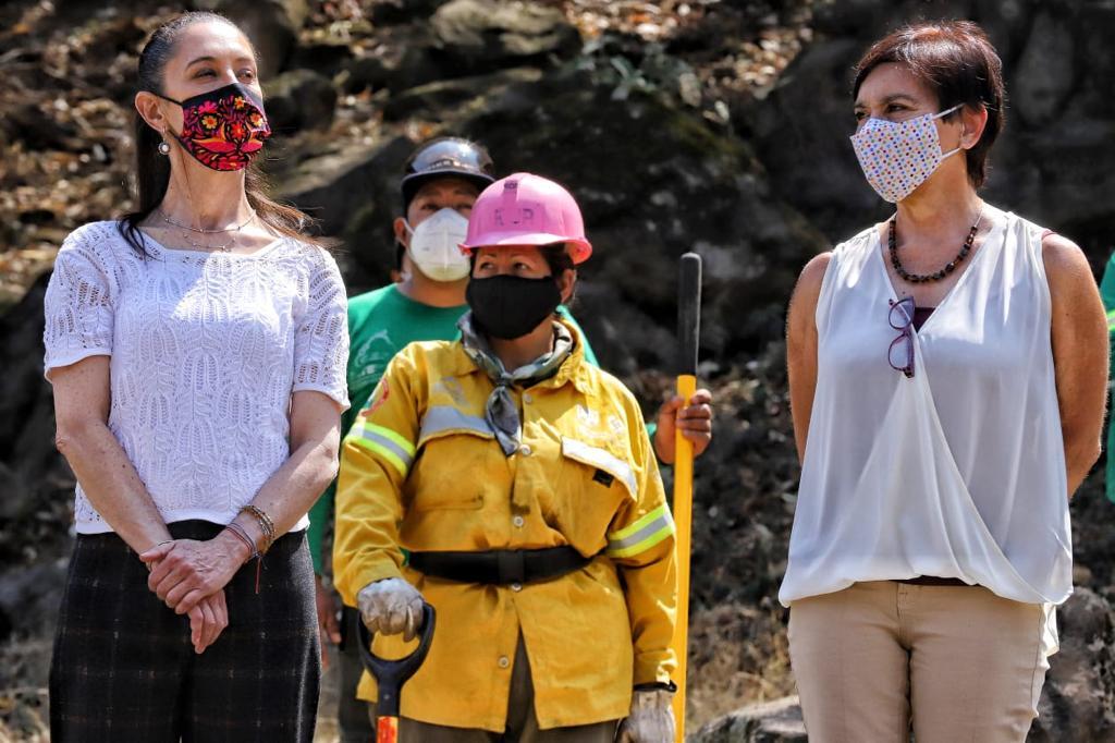 Invierte Gobierno capitalino 3 mil millones de pesos en protección de Suelo de Conservación de la Ciudad de México