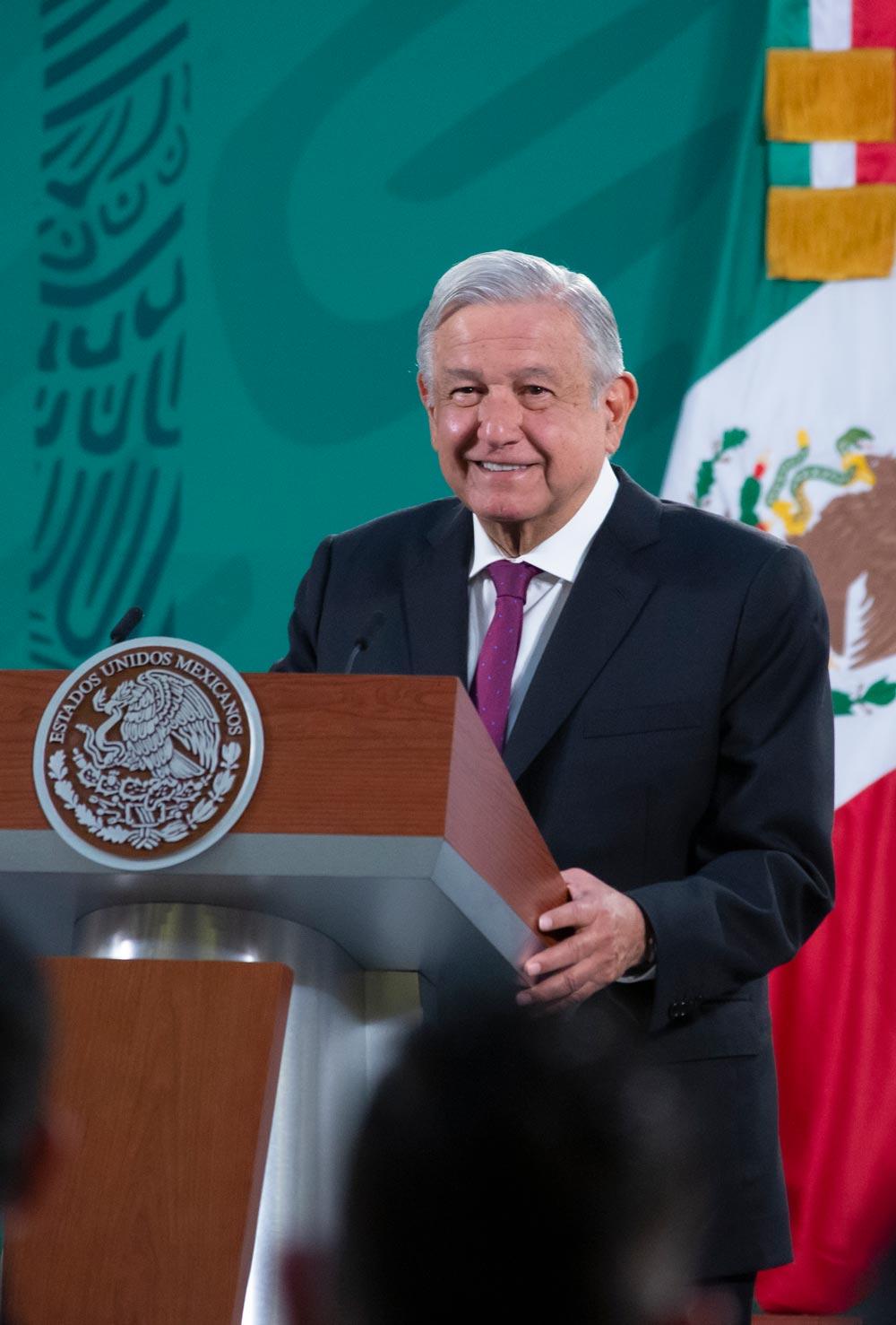 No hubo ninguna discrepancia en la reunión virtual con el presidente de Estados Unidos: AMLO