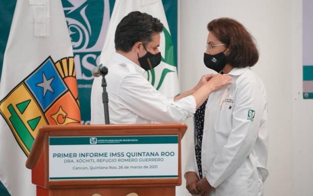 Además de atender COVID-19, IMSS ampliará infraestructura y plantilla de médicos especialistas