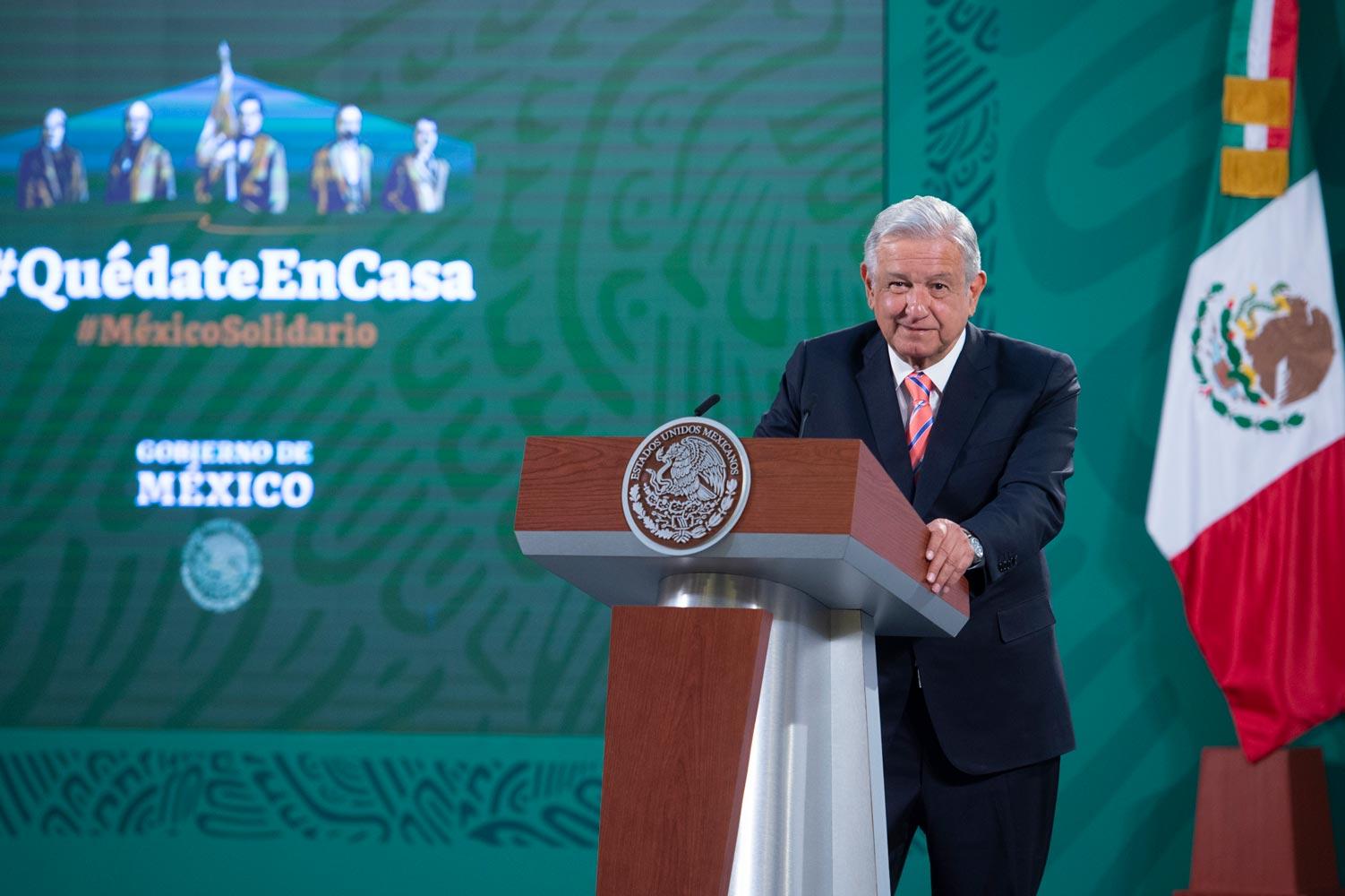 Hay condiciones para regresar a clases presenciales en Campeche: AMLO