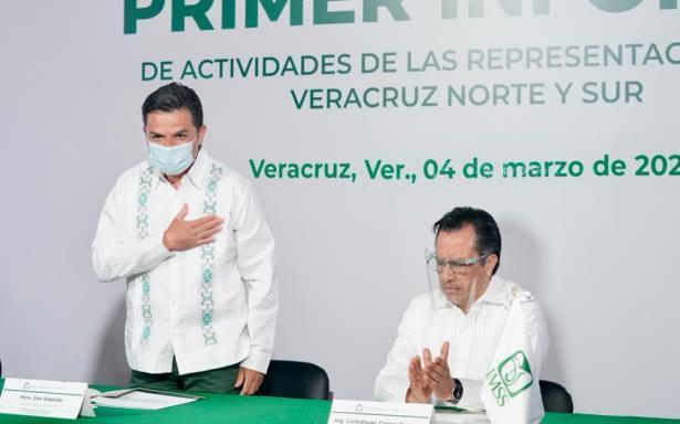 México tiene instituciones fuertes y servidores públicos con sentido del deber que permitieron enfrentar la pandemia: IMSS