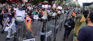Toma precauciones, estas son las diversas manifestaciones que se esperan para este lunes 8 de marzo
