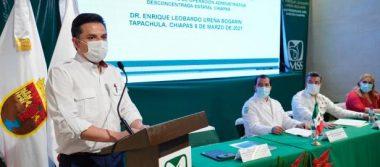 Oportuno y acertado contar con profesionales de la salud en representaciones del IMSS para enfrentar mayor reto sanitario del último siglo: Zoé Robledo