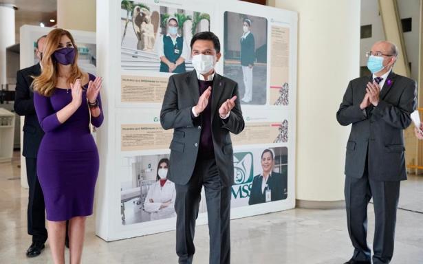 Impulsa IMSS liderazgo de las mujeres y las reconoce en toma de decisiones para atender la pandemia