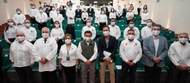 Pandemia dejó como enseñanzas crecer en infraestructura y en personal de la salud: IMSS