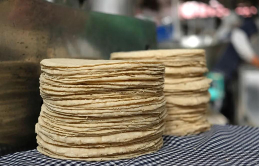 Reporta Profeco precio estable de la tortilla