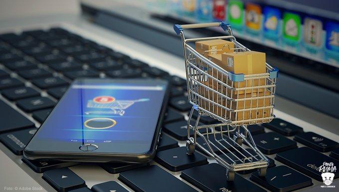 Acelera la pandemia el comercio electrónico