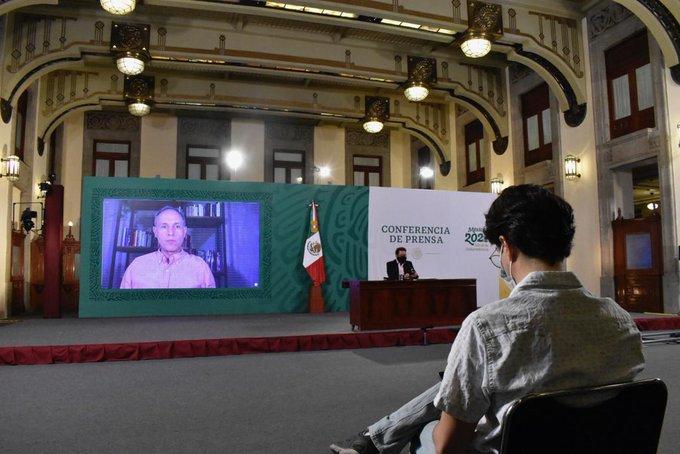 México no contempla mezclar vacunas para completar esquemas contra COVID-19