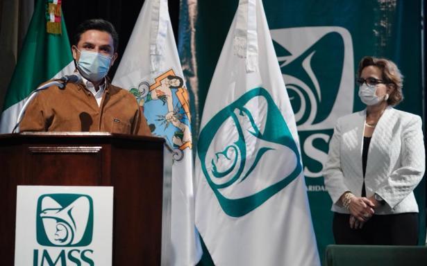 IMSS avanza en atención a la pandemia y reactivación de servicios médicos