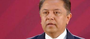 Pablo Amílcar se retira del proceso interno de Morena
