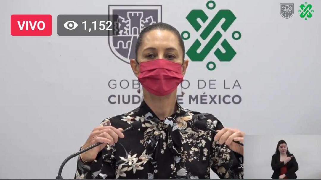 Azcapotzalco y Miguel Hidalgo son las alcaldías que siguen en la Fase 3 de vacunación en la Ciudad de México