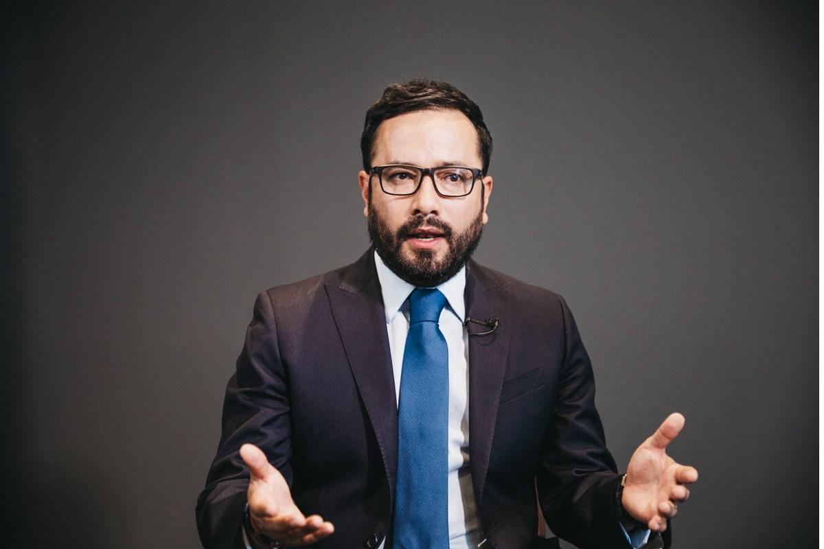 Víctor Hugo Romo encabeza encuesta electoral para la Alcaldía Miguel Hidalgo