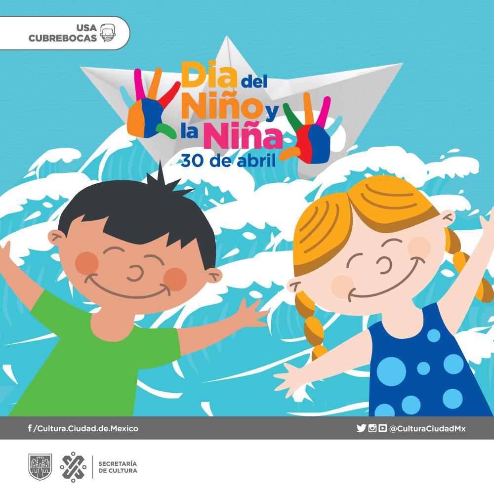 Secretaría de Cultura Capitalina ofrece amplia cartelera con motivo del día del niño
