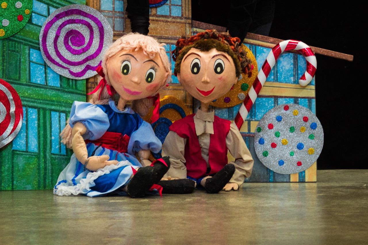 """La Secretaría de Cultura de la CDMX presenta la ópera """"Hansel y Gretel"""" en el Teatro de la Ciudad Esperanza Iris"""