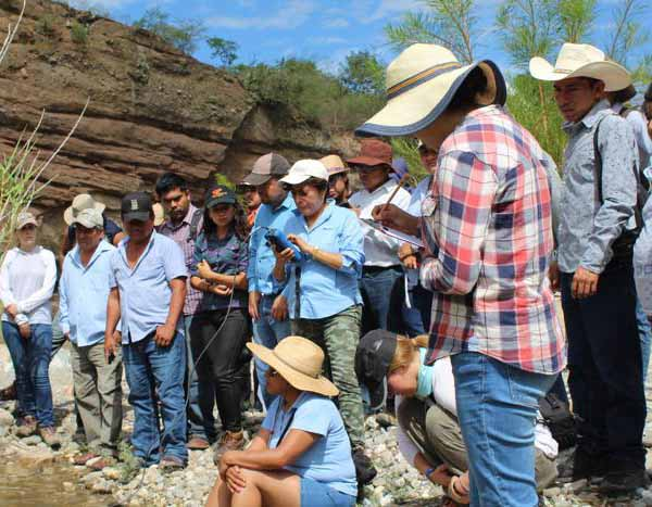 Desarrollan investigadores del IPN una app para evaluar calidad del agua en reserva natural