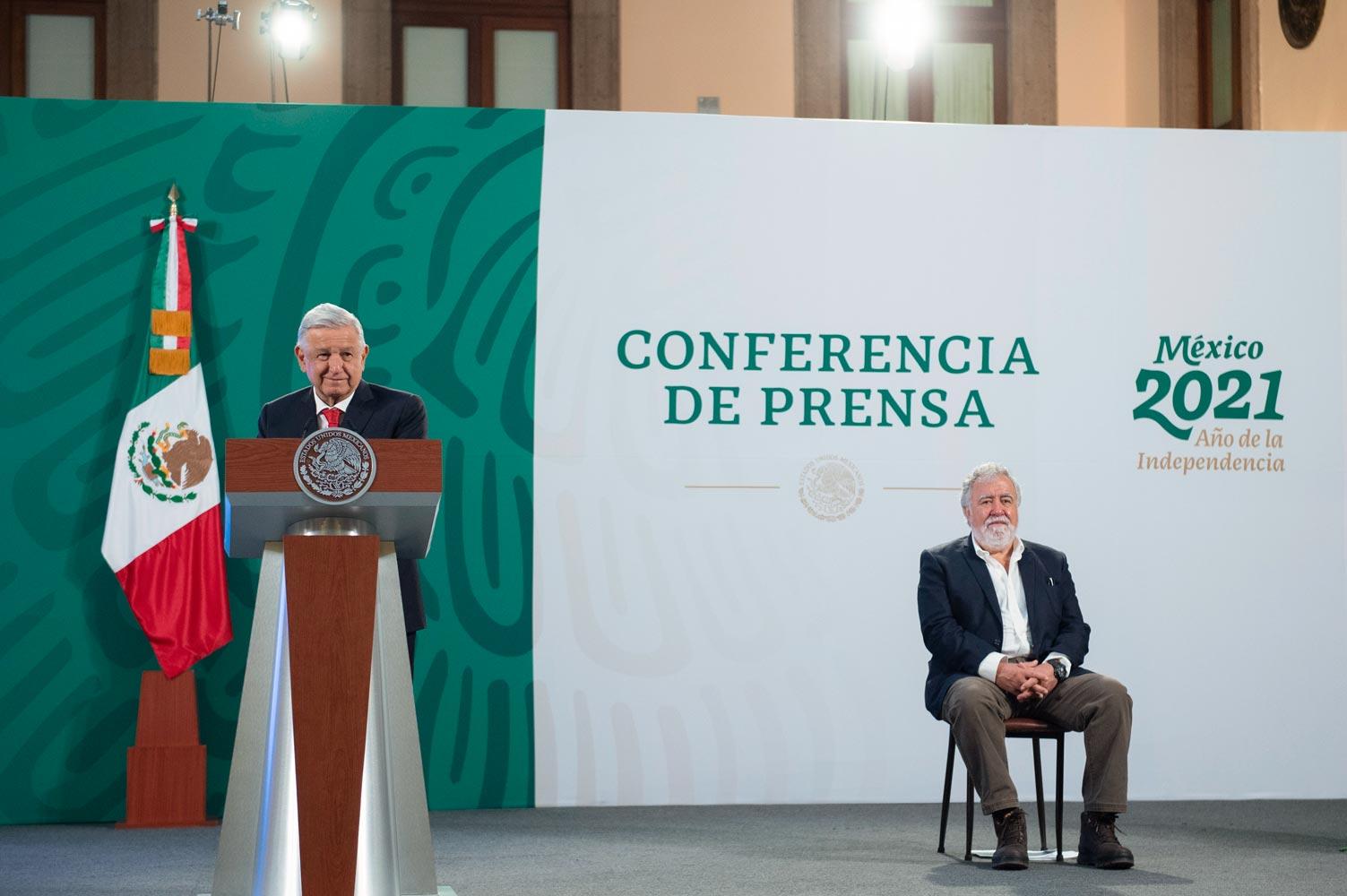 AMLO propone a Blanca Jiménez como embajadora de México en Francia, Germán Martínez la sustituirá en la CONAGUA