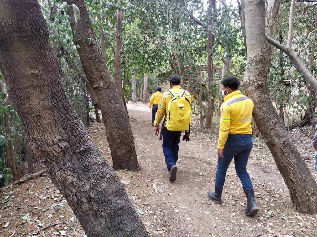 En marcha Operativo de Semana Santa 2021 en Áreas Naturales Protegidas