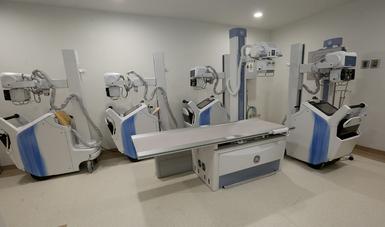 ISSSTE informa que reforzará la infraestructura médica.