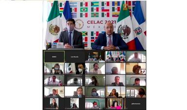 México celebra con República Dominicana Primera Reunión del Mecanismo de Consultas en Materias de Interés Común