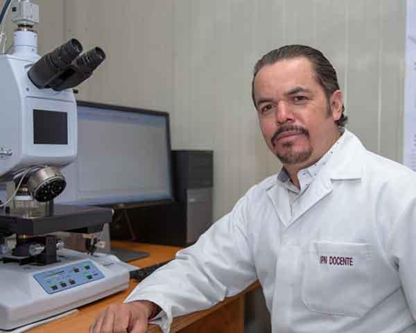 Crea IPN biosensores para el diagnóstico rápido de microorganismos patógenos