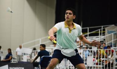 Badmintonistas dominan y avanzan a la recta final del Perú Internacional 2021