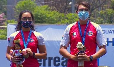México cierra con cuatro medallas la Copa del Mundo de Tiro con Arco