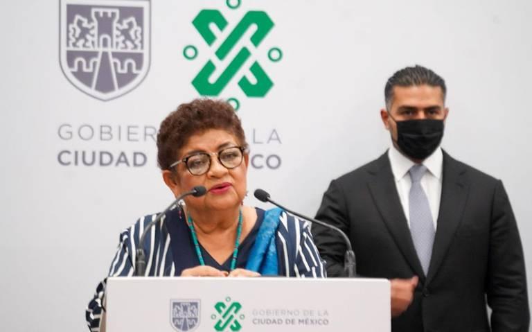 Informa Gobierno capitalino sobre la conclusión de la construcción del Banco de ADN para registro de agresores sexuales en la Ciudad de México