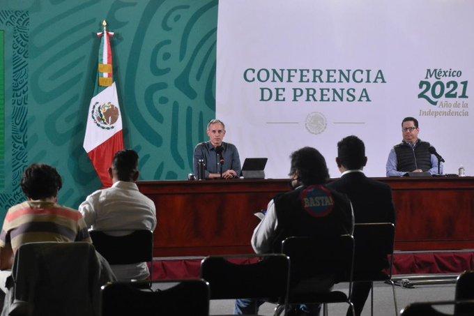 No existe circulación importante de variantes de SARS-CoV-2 en México: SSA