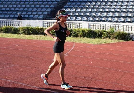 Maratonista mexicana Daniela Torres logra marca para ir a los Juegos Olímpicos de Tokio