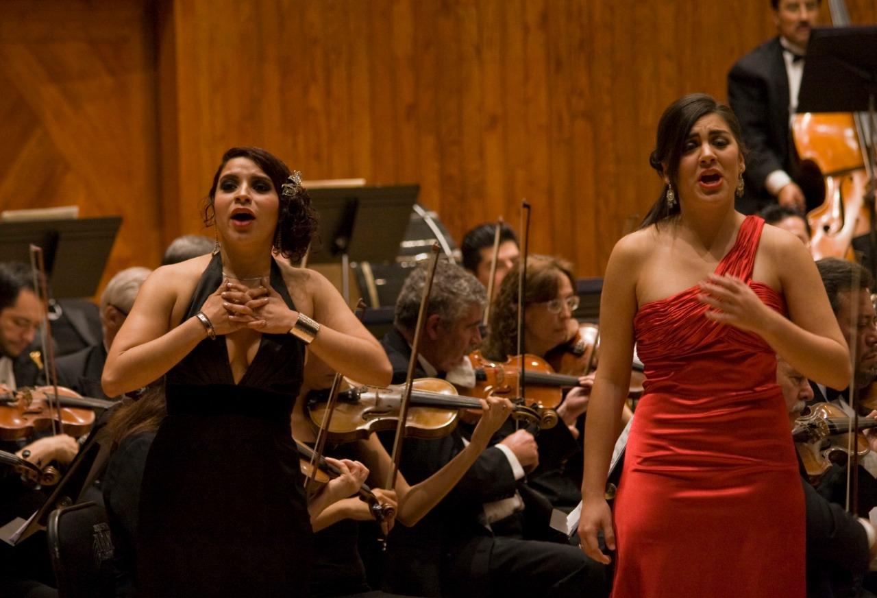 Compartirá Orquesta Filarmónica de la Ciudad de México la gala jóvenes del estudio ópera de Bellas Artes