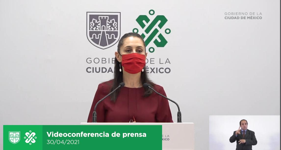 Ciudad de México continúa esta semana en semáforo naranja hacia el amarillo