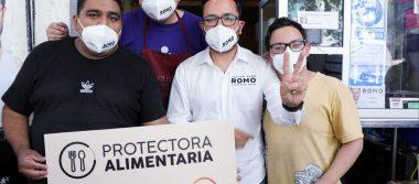 Subsidiará Hugo Romo pollo, huevo y tortilla