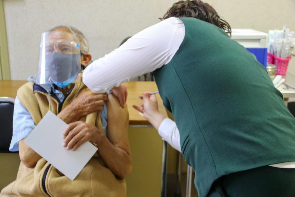 Destaca Gobierno capitalino importancia de aplicar segunda dosis de vacuna