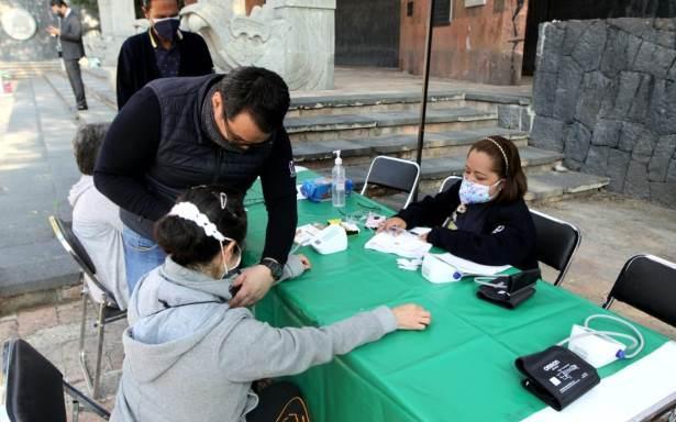 Realiza IMSS jornada de detección de Hepatitis e Hipertensión