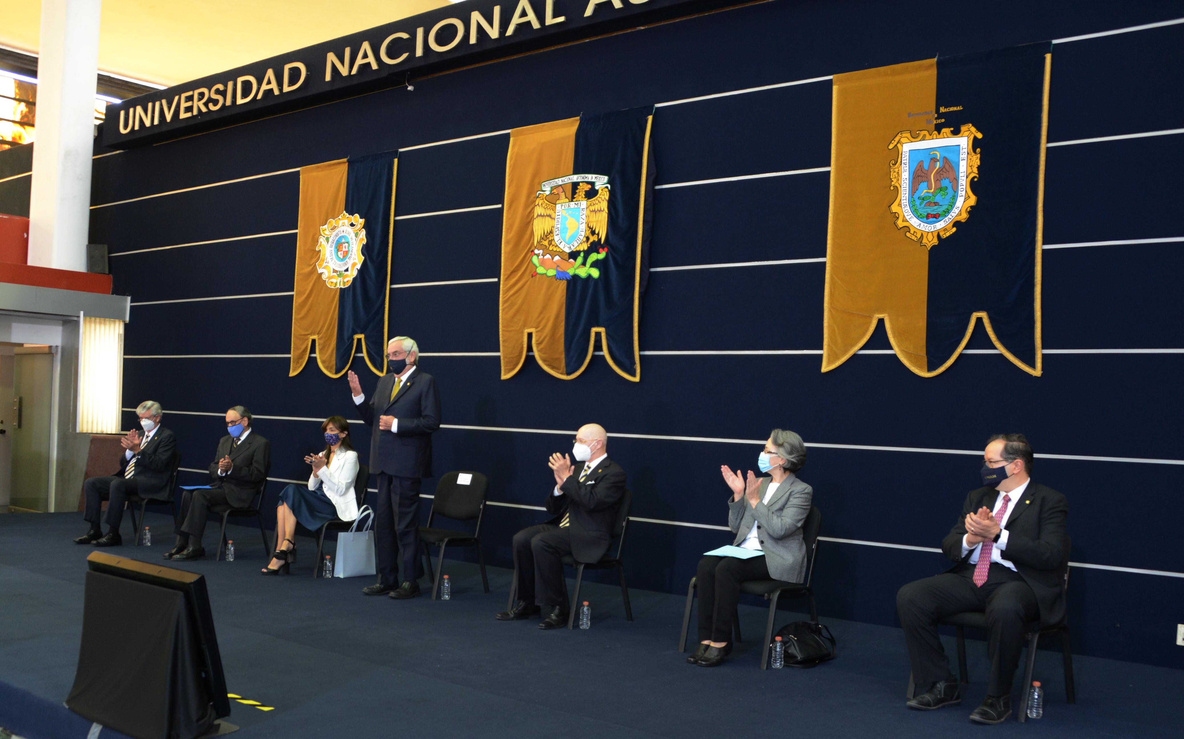 Retorno presencial a la UNAM será paulatino, ordenado y con todas las medidas sanitarias: Graue