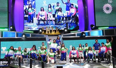 """Presentan campaña """"Yo Lucho Por México"""", a 100 días de Juegos Paralímpicos Tokio 2020"""