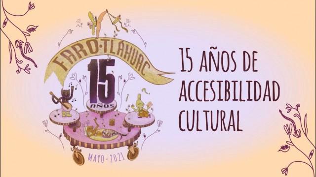 Celebra Faro Tláhuac su 15 aniversario