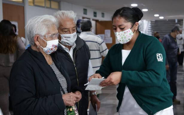 Llama IMSS a derechohabientes a que acudan a sus consultas y servicios médicos que se están recuperando tras disminución de casos de COVID-19