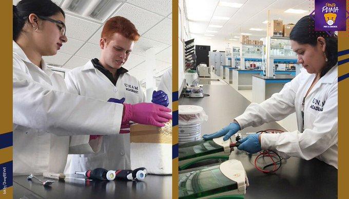 Certificación de calidad reconocida en el mundo para laboratorio de la UNAM