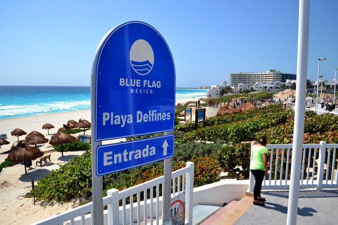 México se posiciona como primer lugar en América con certificaciones Blue Flag