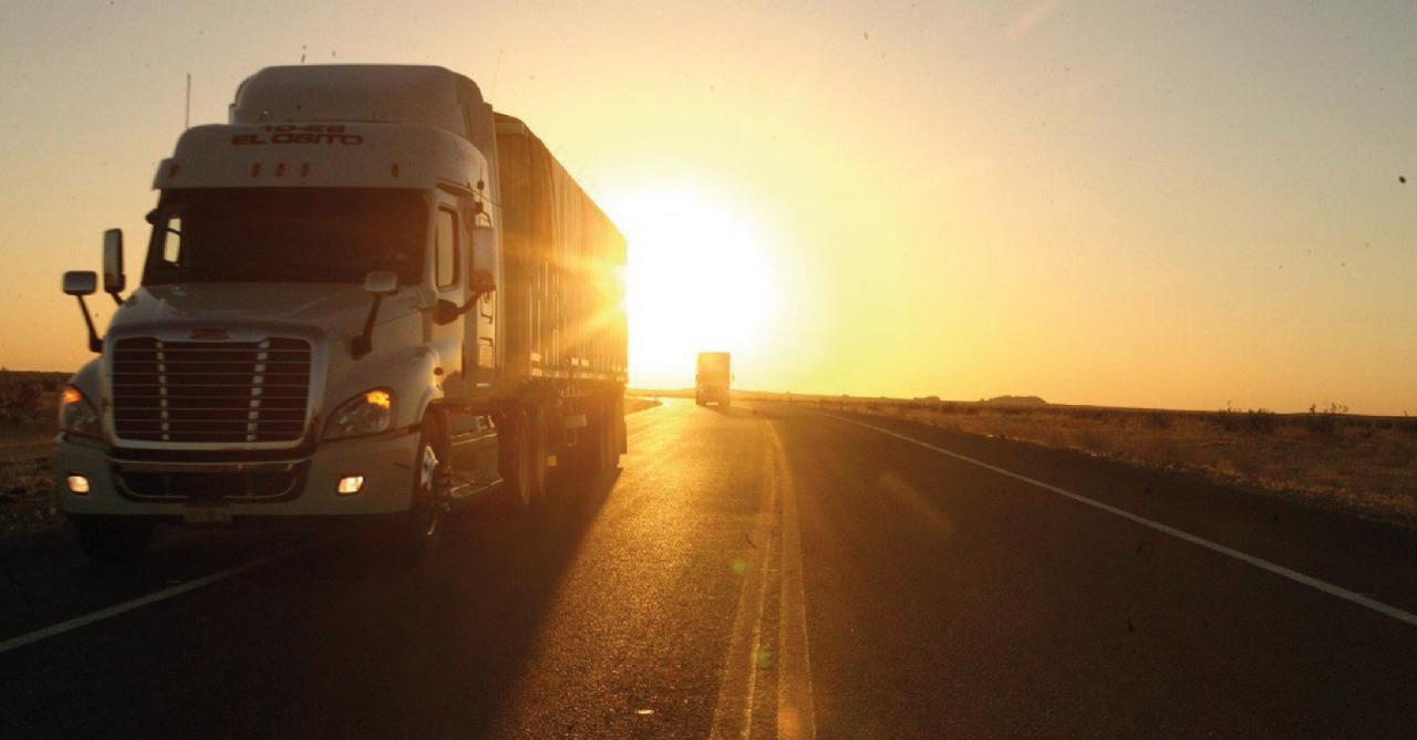 Se autoriza que tractocamiones articulados circulen en carreteras durante los próximos 8 meses