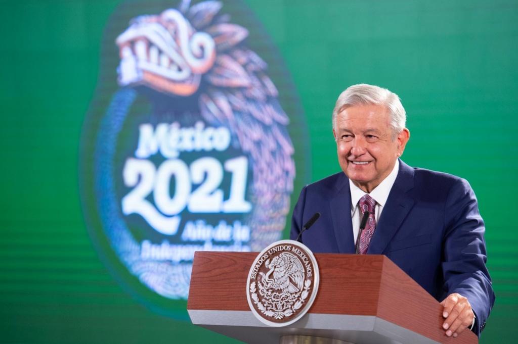 Presidente pide a los mexicanos que el 6 de julio las elecciones transcurran en paz, que no se caiga en ninguna provocación