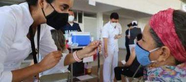 Comienza el 11 de mayo aplicación de vacuna contra COVID-19 para adultos de 50 a 59 años en la Alcaldía Cuauhtémoc