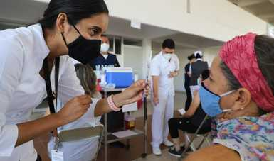 Vacunar a los maestros, permitirá agilizar el regreso a Clases: Ramírez Pineda