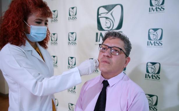 IMSS brinda rehabilitación a pacientes post COVID-19 que desarrollan trastornos de respiración, voz o deglución