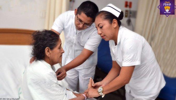 México necesita otros 115 mil profesionales de enfermería: UNAM